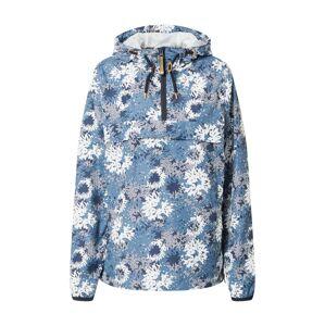 ICEPEAK Funkčná bunda 'Addis'  nebesky modrá / námornícka modrá / biela