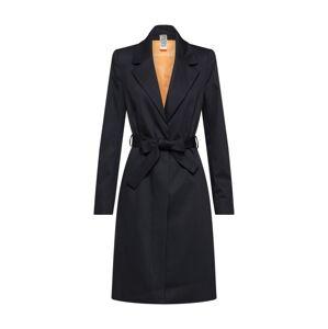 DRYKORN Prechodný kabát  čierna