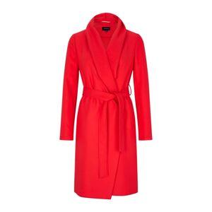 COMMA Prechodný kabát  červená