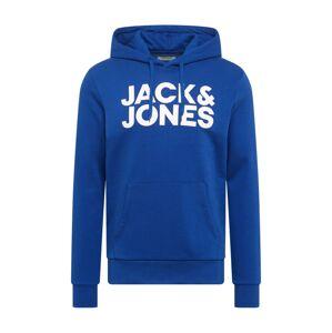 JACK & JONES Mikina  kráľovská modrá