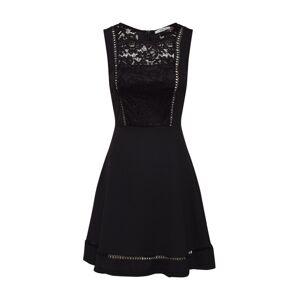Hailys Kokteilové šaty 'Selina'  čierna