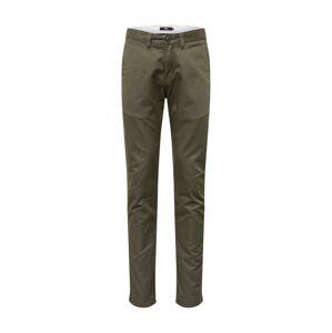 VANS Chino nohavice  zelená