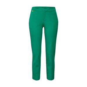Lauren Ralph Lauren Chino nohavice 'LYCETTE'  zelená