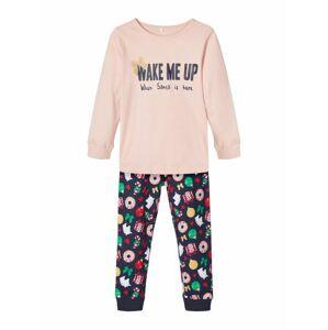 NAME IT Pyžamo  ružová
