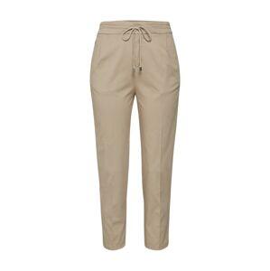DRYKORN Plisované nohavice 'LEVEL'  béžová