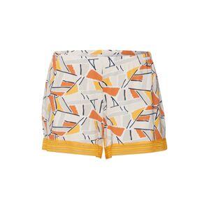 Skiny Pyžamové nohavice 'Earth Sleep '  zmiešané farby / žltá