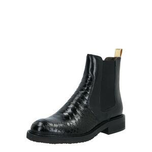 Billi Bi Chelsea čižmy 'Polo'  čierna