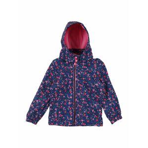 STACCATO Prechodná bunda  tmavomodrá / modrá / ružová / malinová / opálová