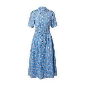 PAUL & JOE SISTER Košeľové šaty '11PATTY'  modrá