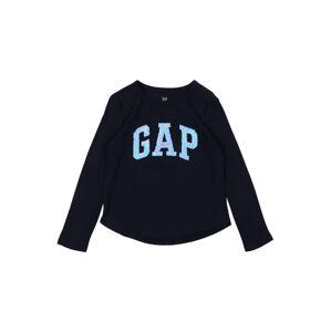 GAP Tričko 'V-GAP FLP LS T'  námornícka modrá
