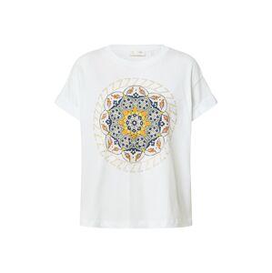 Rich & Royal Tričko  zmiešané farby / biela