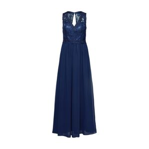 mascara Večerné šaty 'MC186135'  námornícka modrá