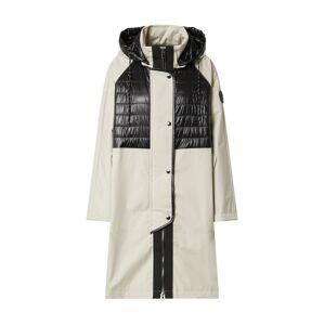 BOGNER Prechodný kabát 'XENYA'  čierna / béžová