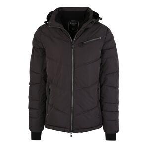 KILLTEC Športová bunda  čierna