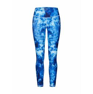 Divine Flower Športové nohavice 'Lilaia'  modrá