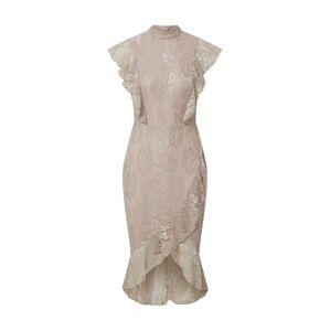 AX Paris Šaty  ružová / telová