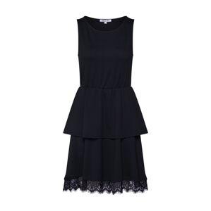 ABOUT YOU Kokteilové šaty 'Shannon'  čierna