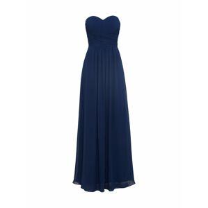 mascara Večerné šaty 'MC181071'  námornícka modrá