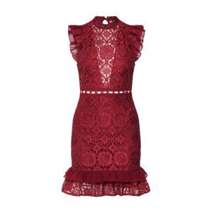 Love Triangle Večerné šaty 'Royal Gala Dress'  bordová