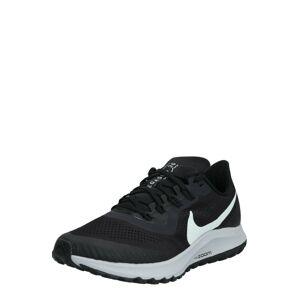NIKE Bežecká obuv 'Air Zoom Pegasus 36 Trail'  biela / tmavosivá / čierna