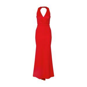 WAL G. Večerné šaty 'Dress'  červená