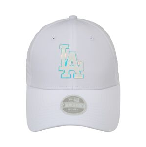 NEW ERA Čiapka 'WMNS MLB NYLON 9FORTY LOSDOD WHIIRD Los Angeles Dodgers'  biela