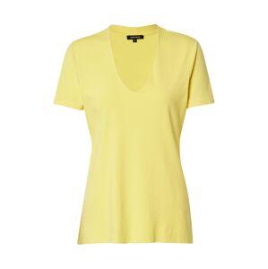 MORE & MORE Tričko  svetložltá