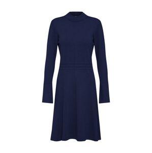 Cream Večerné šaty 'GiuliaCR knit Dress'  námornícka modrá
