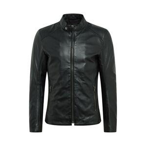 tigha Prechodná bunda 'Denzel'  čierna