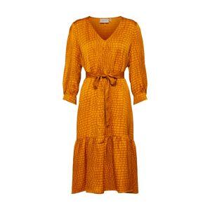 Gestuz Košeľové šaty 'Tabby'  oranžová