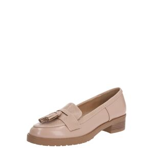 Dorothy Perkins Papuče 'LITTY LOAFERS'  rosé