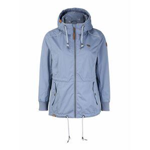 Ragwear Plus Prechodná bunda 'DANKA PLUS'  levanduľová