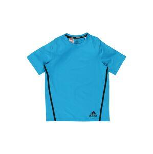 ADIDAS PERFORMANCE Funkčné tričko 'Primeblue'  tmavomodrá / nebesky modrá