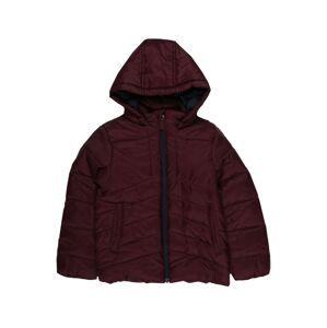 NAME IT Prechodná bunda 'Mabas'  vínovo červená