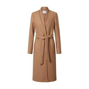 IVY & OAK Prechodný kabát  farba ťavej srsti