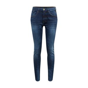 BLEND Džínsy 'Twister Regular Straight'  modrá denim
