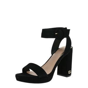 GUESS Sandále 'BRENDY'  čierna
