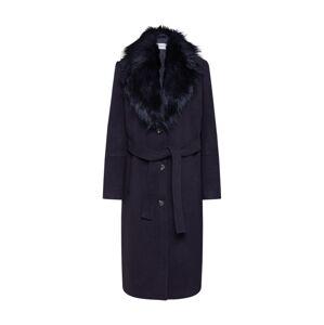 IVYREVEL Prechodný kabát  čierna