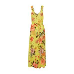 Desigual Letné šaty 'Corcega'  zelená / žltá / oranžová