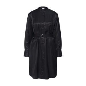 Filippa K Košeľové šaty 'Vera'  čierna