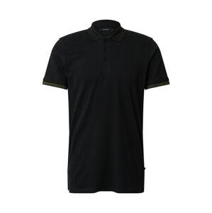 Matinique Tričko 'MApoleo DS Basic Polo'  čierna