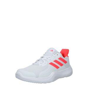 ADIDAS PERFORMANCE Športová obuv 'Fit Bounce'  biela / ružová
