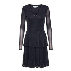 Moves Kokteilové šaty 'Tiba'  čierna