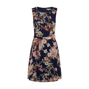 ABOUT YOU Letné šaty 'Thora'  modrá / staroružová