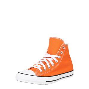 CONVERSE Členkové tenisky 'Ctas HI'  oranžová