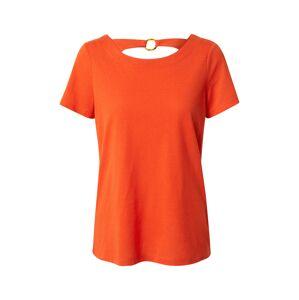 TOM TAILOR Tričko  oranžová