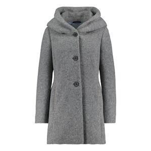 Amber & June Zimný kabát  sivá