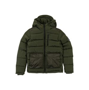 Jack & Jones Junior Zimná bunda 'JORWAYNE'  kaki