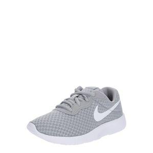 Nike Sportswear Tenisky 'Tanjun'  sivá / biela