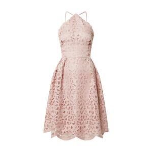Chi Chi London Kokteilové šaty  ružová